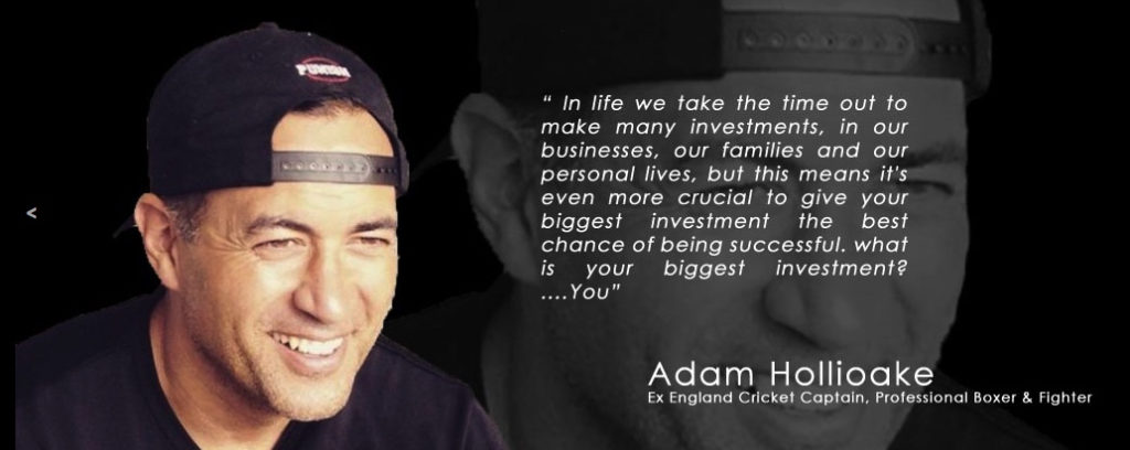 ADAM HOLLIOAKE - CITY MAN